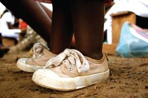 Donate Running Shoes Denver
